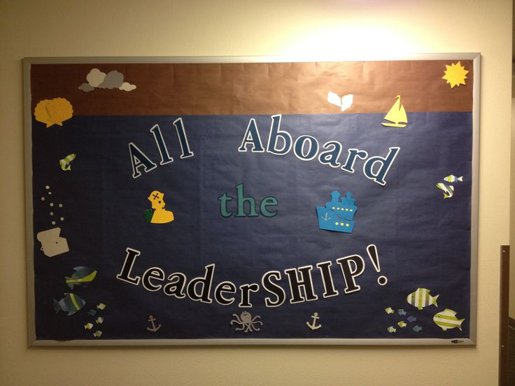 High School Psychology Bulletin Boards