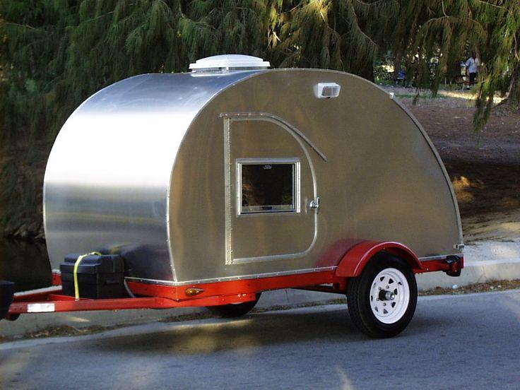 Small Build Plans Camper Lightweight