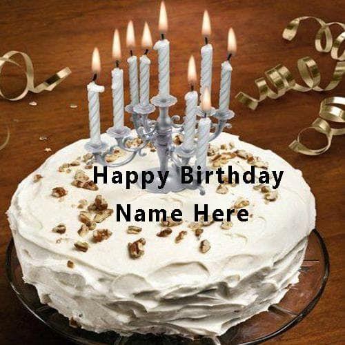 Happy Birthday Cake Vishal