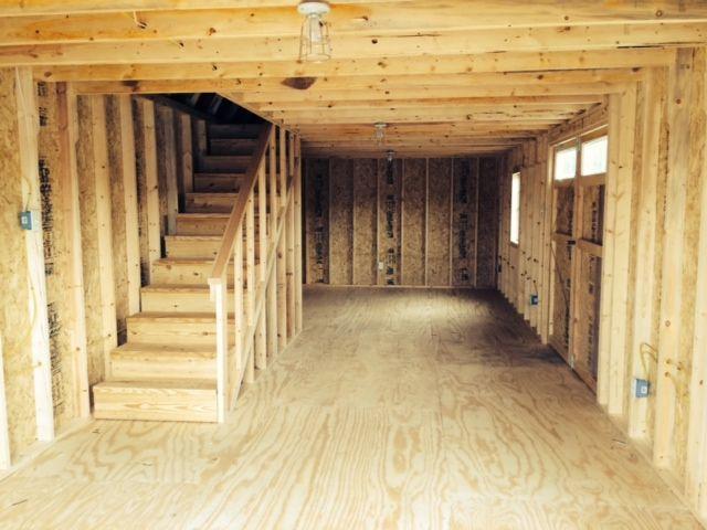 Backyard Barn Plans