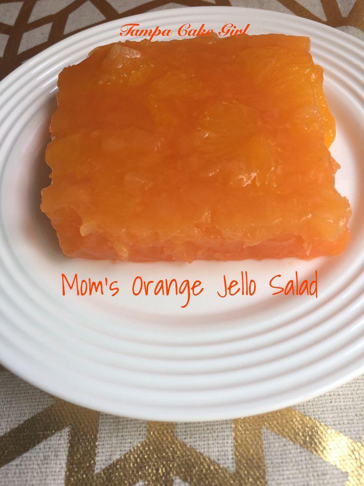 Creamsicle Orange Salad Recipe Jello