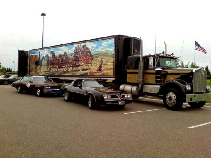 Smokey And Bandit Highway Patrol