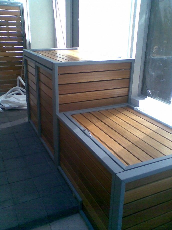 Patio Storage Shed