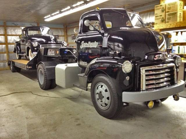 Chevy 1950 Lifted Truck