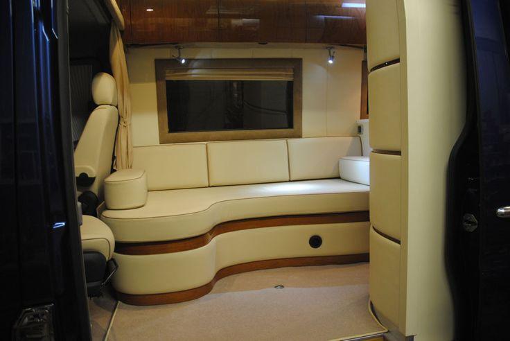 Ford Transit Motorhomes Interior