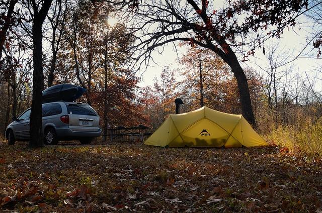 Bucksaw Campground Truman