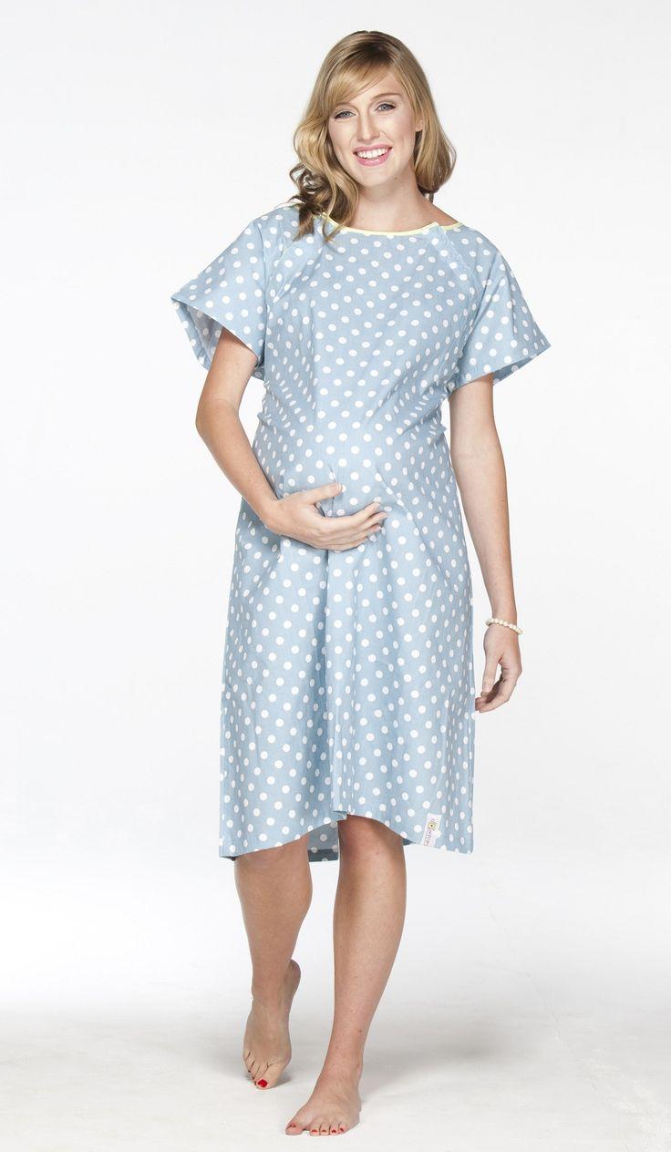Pregnancy Hospital Gowns For Nursing