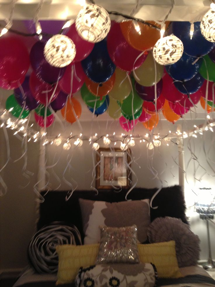 Sweet 16 Birthday Wishes Balloons