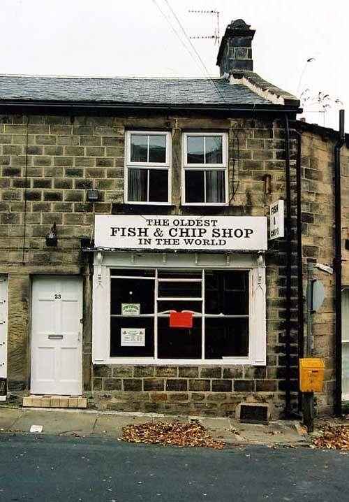 Fish Shop York Road Leeds