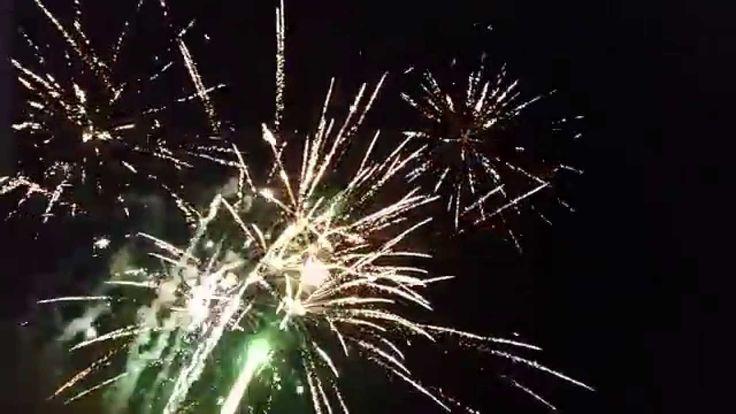 Chemical Equation Firework