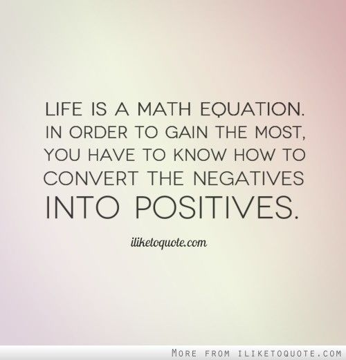 Quotes About Math