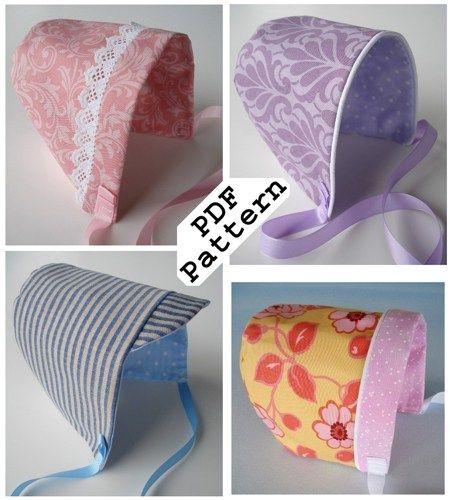 Freeampeasy Bonnet Pattern