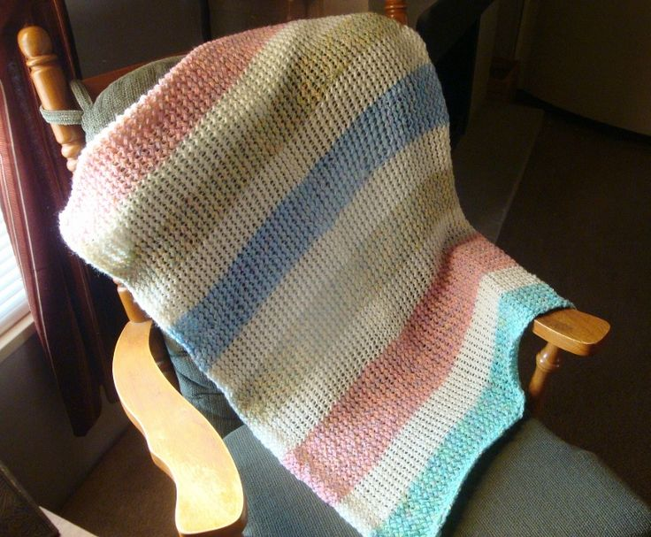 Knifty Knitter Baby Blanket Patterns