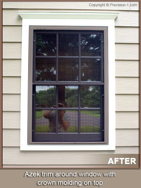 Picture Frame Old Ideas Window