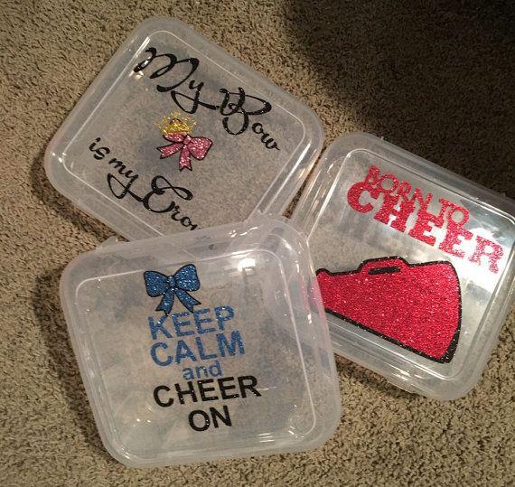 Cheerleading Spirit Boxes