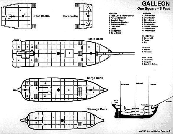 Minecraft Pirate Ship Blueprints
