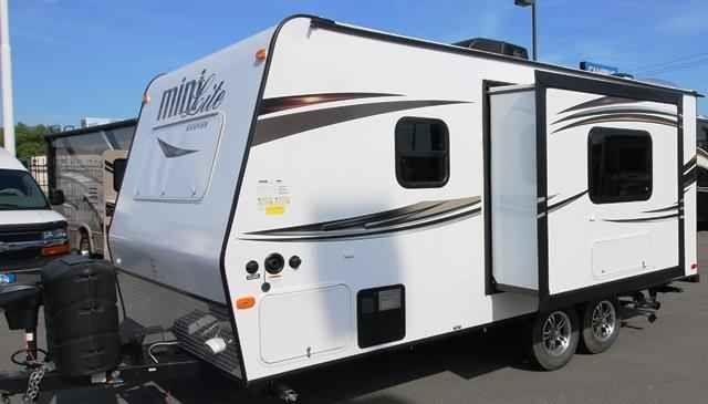 Travel 2109s Mini Lite Trailers