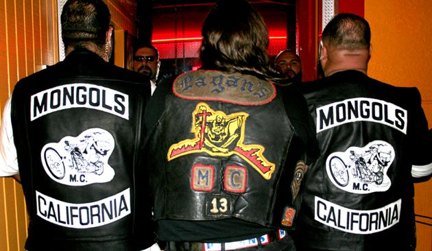 Pictures Back Motorcycle Clubs Patches Vests