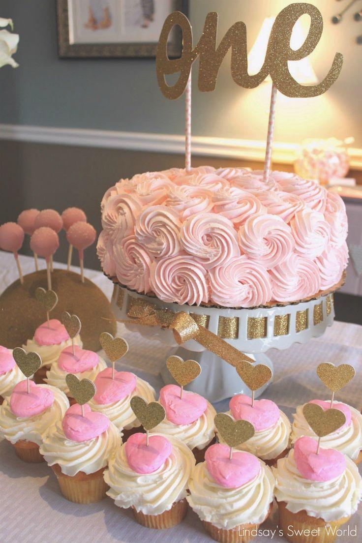 Birthday Cupcakes Baby