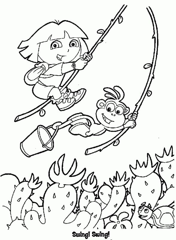 And Ruby Page Max Coloring Sheets
