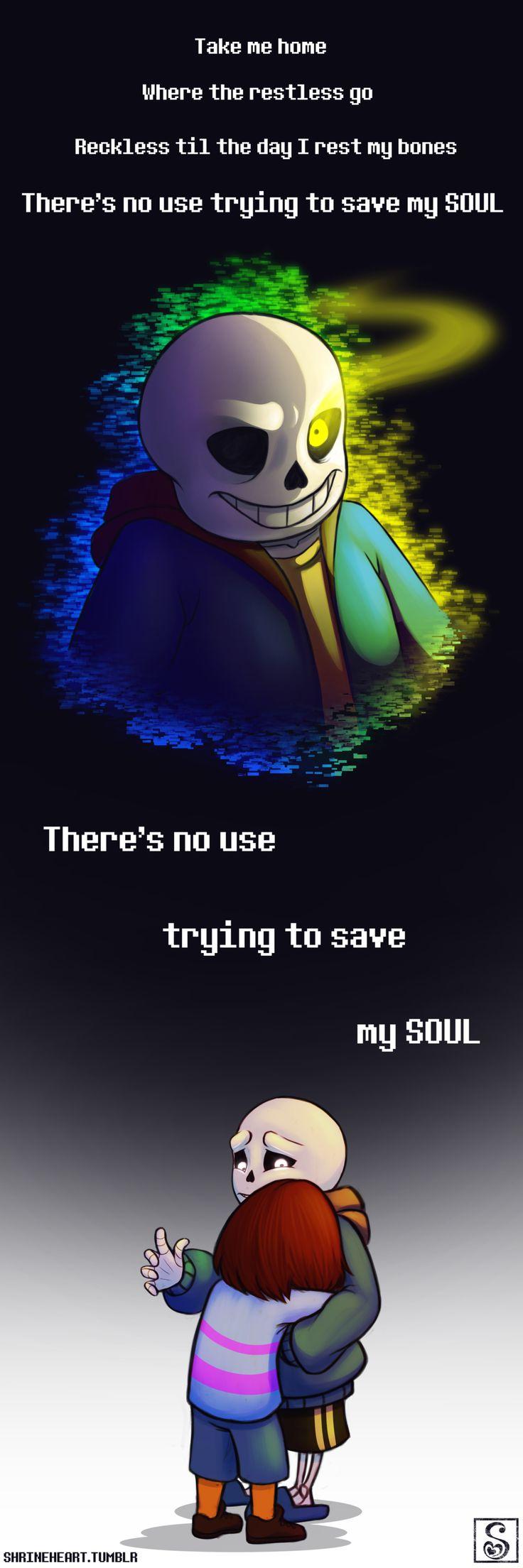 Undertale Human Souls Color Ideas