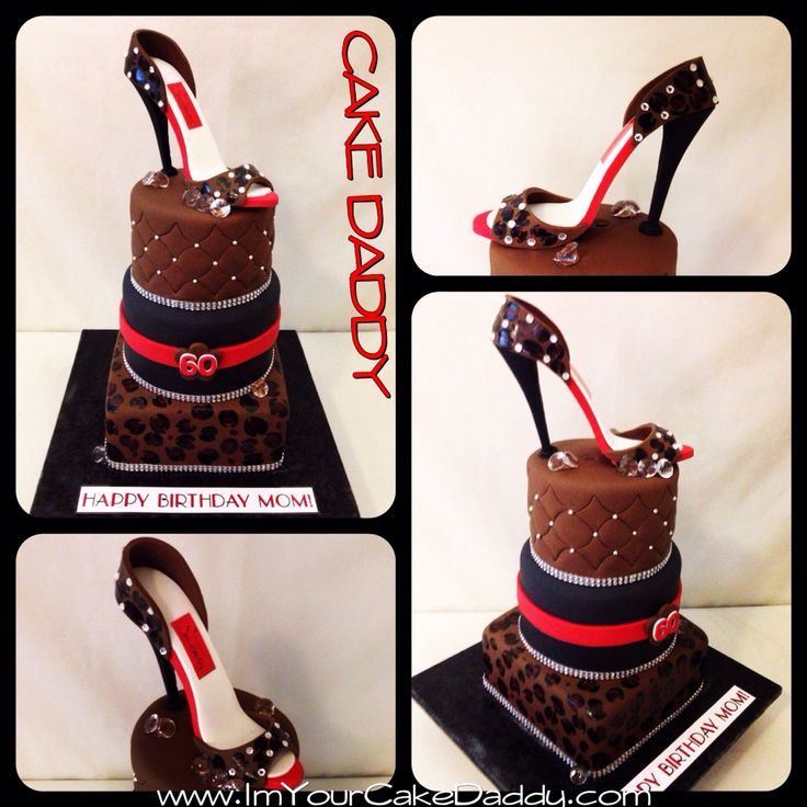 27 Best Images About Stiletto Shoe Cakes By Cake Daddy On
