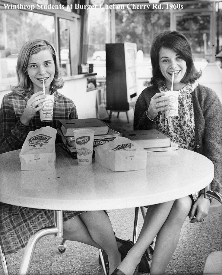 Soul Food Restaurant 1960