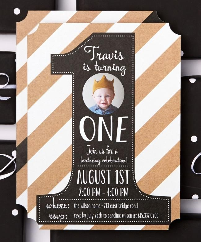Birthday Invitations Tiny Prints