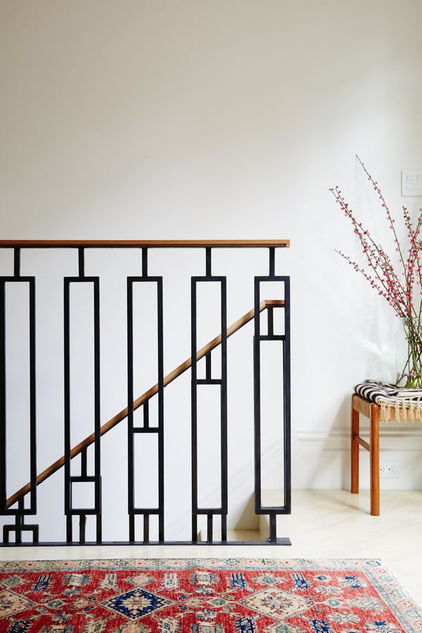 Joanna Gaines Fixer Upper Staircase