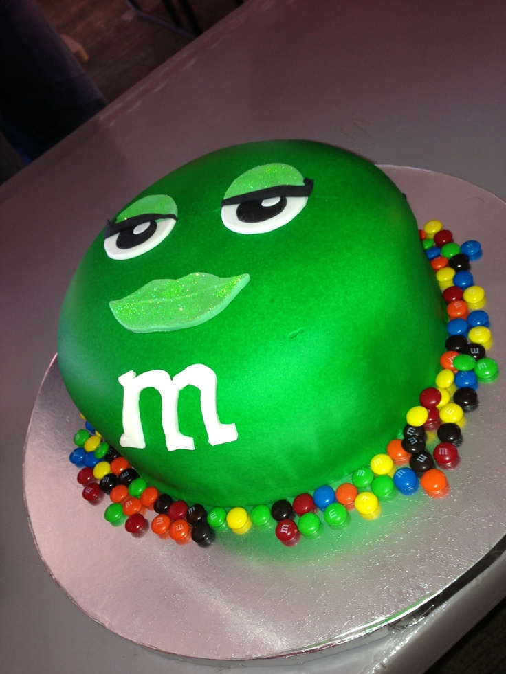 23 Best Images About M Amp M On Pinterest Birthday Cakes