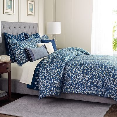 Sonoma Life Style 174 Stillwater Bedding Collection For