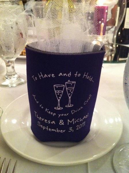 Party Favor Ideas Wedding Reception