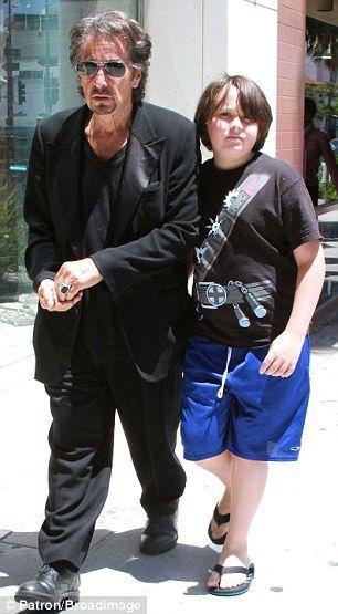 Twins Pacino Al And His