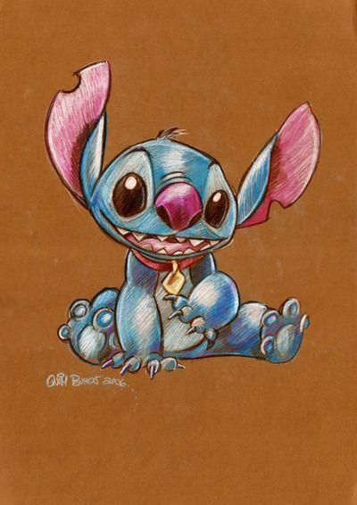 Pinocchio Pencil Sketch