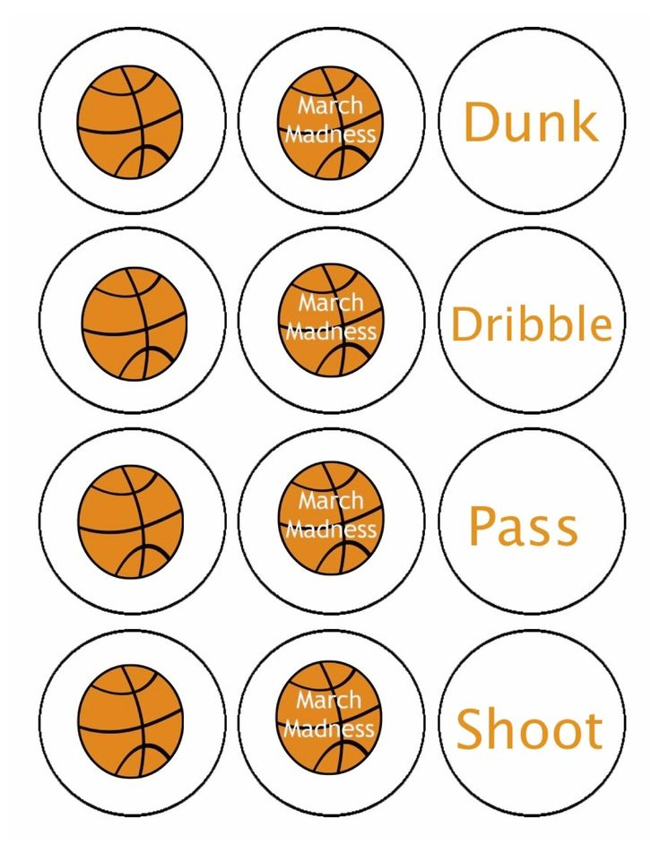 20 Best Images About Basketball Theme On Pinterest High