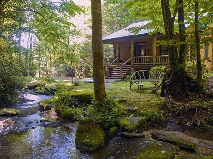 French Broad River Nc Cottages