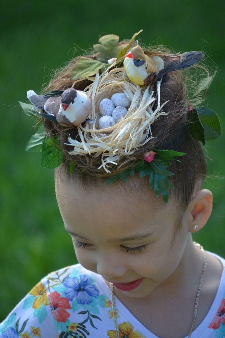 Girls Ideas Hair Crazy Day Easy