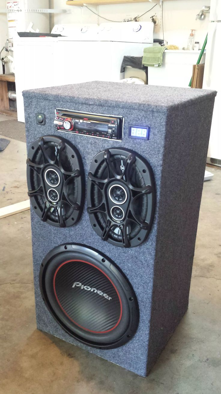 Build Your Car Audio System