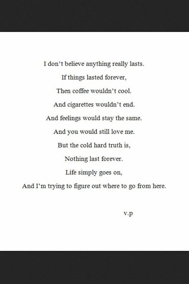 Love Hurt Poem Feelings