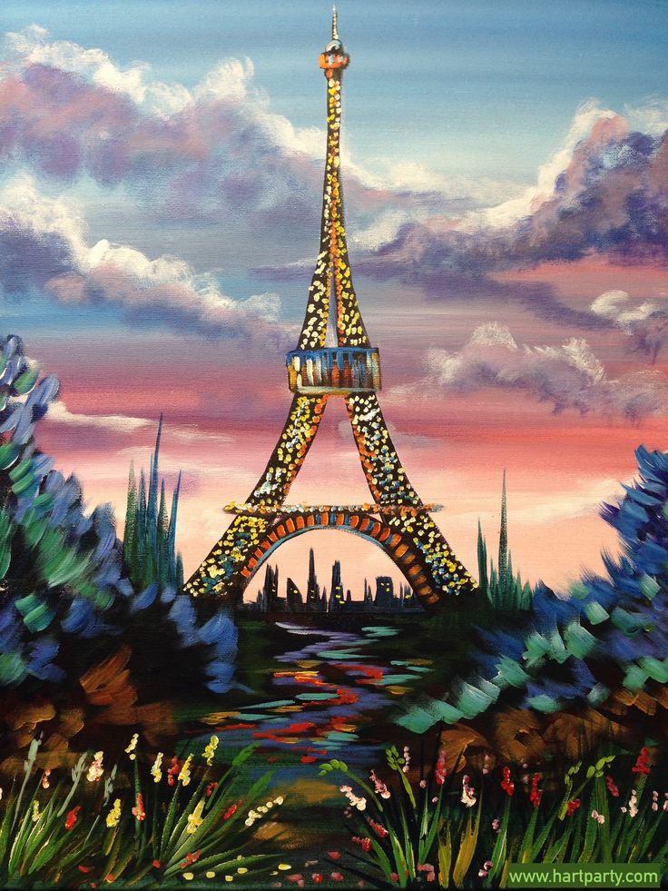 Sherpa Eiffel Traceable Art Tower