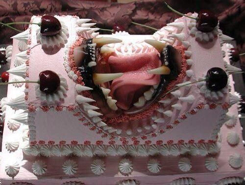 17 Worst Baby Shower Cakes