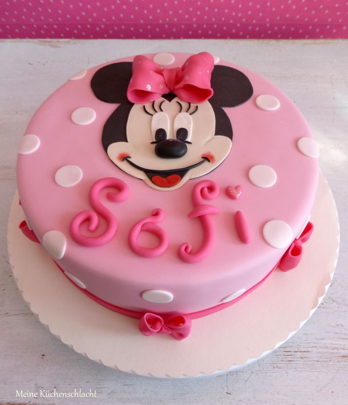 168 Best Images About Cumplea 241 Os Minie Mouse On Pinterest