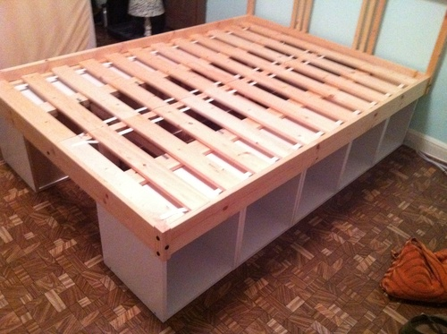 Ikea Hack Fjellse Storage Bed Diy Projects Pinterest