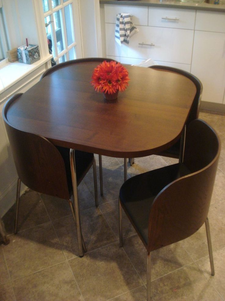 Sets Apartments Table Small Kitchen