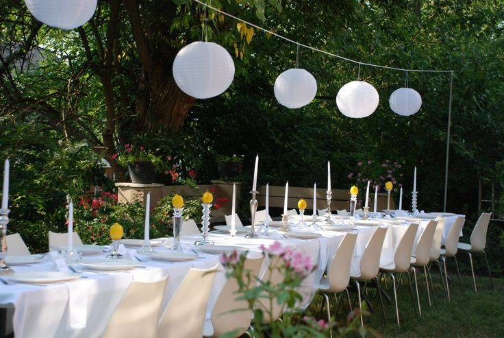 50th Birthday Party Ideas Outside Pool