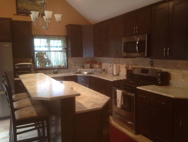 Simple Kitchen Floor Plans
