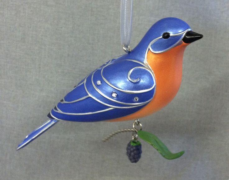 Hallmark Ornaments Bird