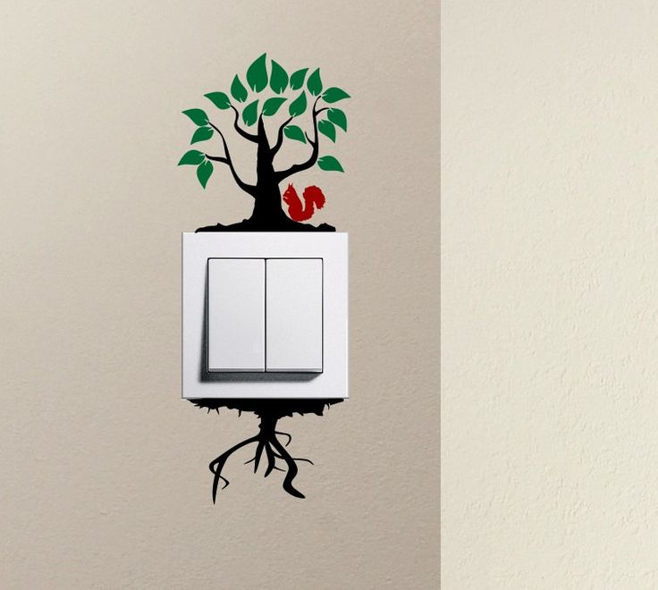 Picture Lights Switch