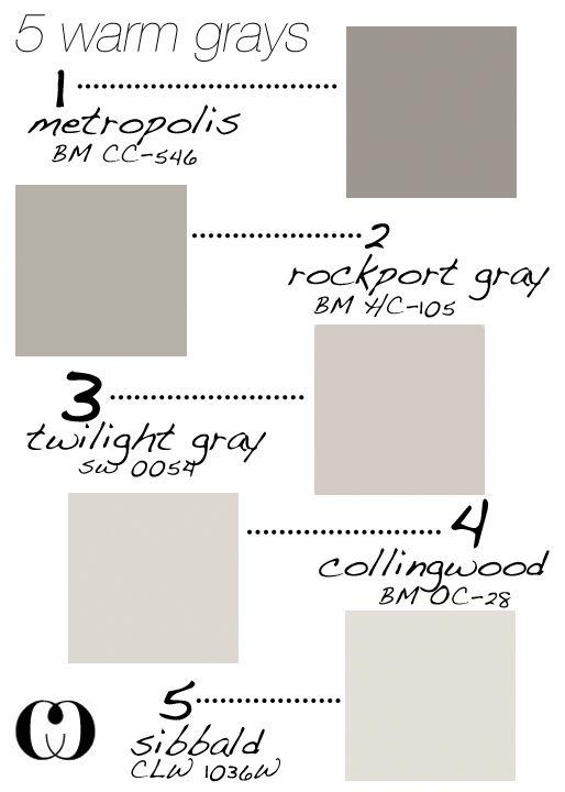 Glidden Exterior Colors