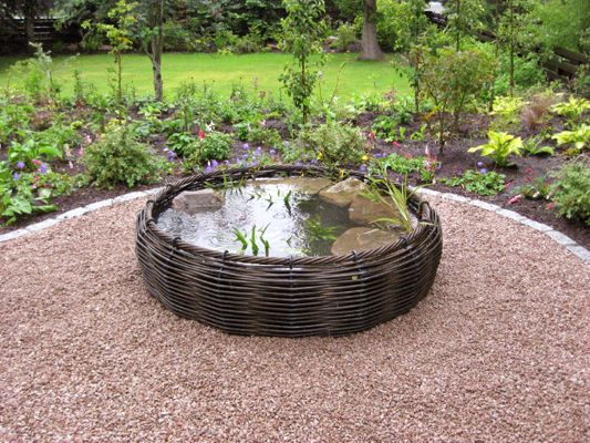 Pond Design Edinburgh